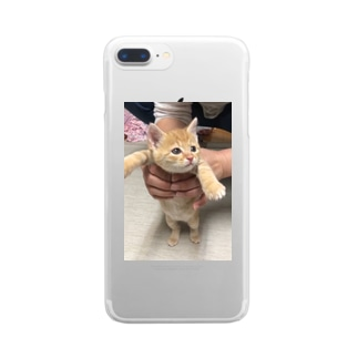 Soraたん Clear smartphone cases