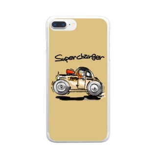 Super charger  Clear Smartphone Case