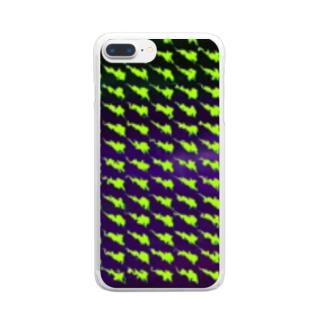 煙々羅 Clear smartphone cases