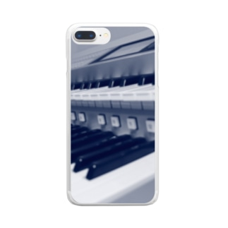 eMu*りおのえれくとーん Clear smartphone cases