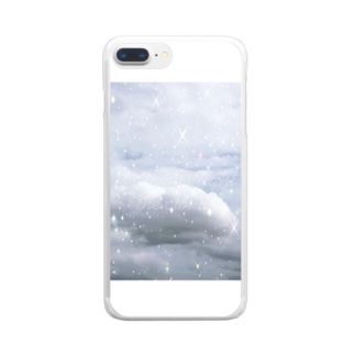 SKY. Clear smartphone cases