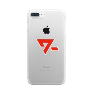ワー Clear smartphone cases