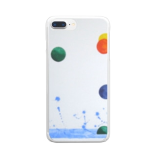 Into our world II Clear smartphone cases