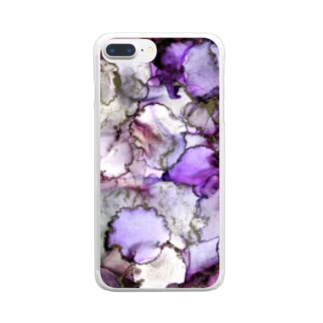 VioletDream Clear smartphone cases