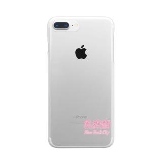 ニューヨーク Clear smartphone cases