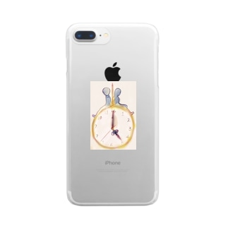 pm5:00 Clear smartphone cases