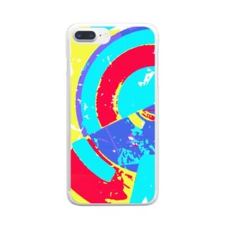 ニューワールド Clear smartphone cases