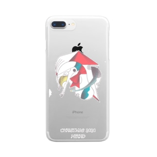 CHRISTMAS 2020 Clear smartphone cases