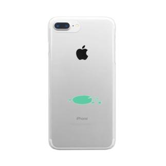 ソイ3 Clear smartphone cases