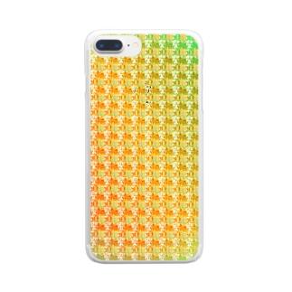六道輪廻h.t.(full) Clear smartphone cases
