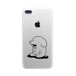 yodare Clear smartphone cases