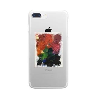 紅梅 Clear smartphone cases