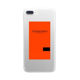 #TMI Clear Smartphone Case