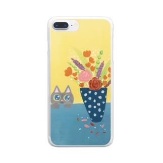 5秒前 Clear smartphone cases