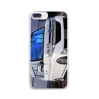 自分の車をiPhoneケースに🤍 Clear smartphone cases