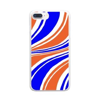 okauji Clear smartphone cases