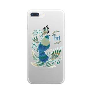 トゥイ Clear smartphone cases