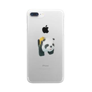 山口さん Clear smartphone cases