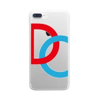 タムチンキ王国のlogo Clear smartphone cases