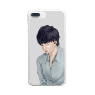 白冬 Clear smartphone cases