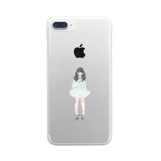 健康 Clear smartphone cases