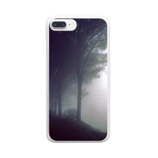 London fog Clear Smartphone Case