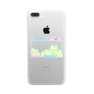 デジタルウィンドウ Clear smartphone cases