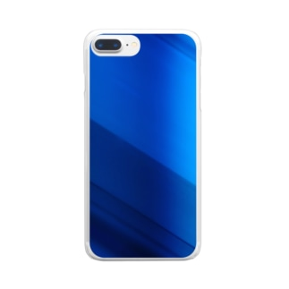UVライト Clear smartphone cases