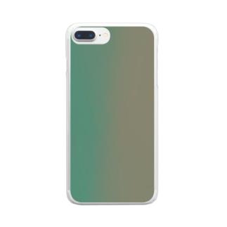 深い森~Deep woods~ Clear Smartphone Case