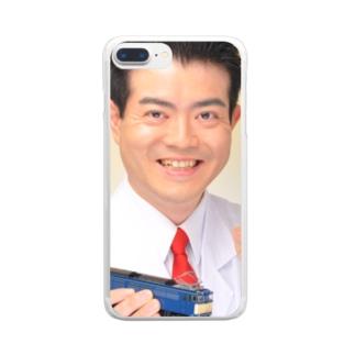 鉄道博士 / Dr.Railway Clear smartphone cases