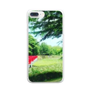 IWATSUKI Clear smartphone cases