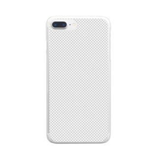 この世には存在しない透明な何か Clear smartphone cases