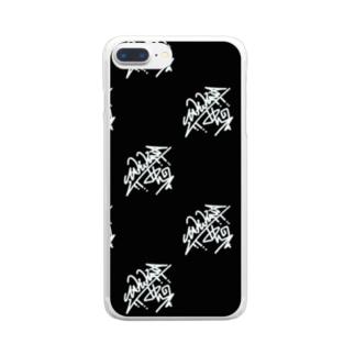 T-JOL  タギング スマホケース Clear smartphone cases