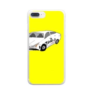 ナイスパニッククリアスマホケース #1 Clear smartphone cases