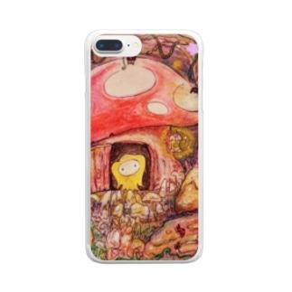 モンパルロ・Montparlo Clear smartphone cases