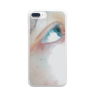 うちゃん2号シリーズ Clear smartphone cases
