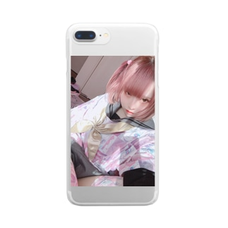 ? Clear smartphone cases