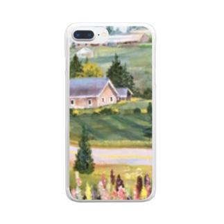 プリンスエドワード島の旅・1 Clear smartphone cases