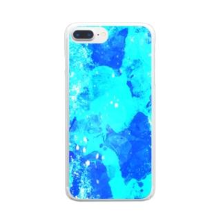 mizu Clear Smartphone Case