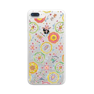 kangfu cat 2 Clear smartphone cases