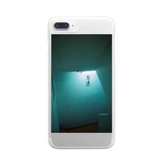 ごかい Clear Smartphone Case