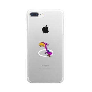 ヴェロキ Clear smartphone cases