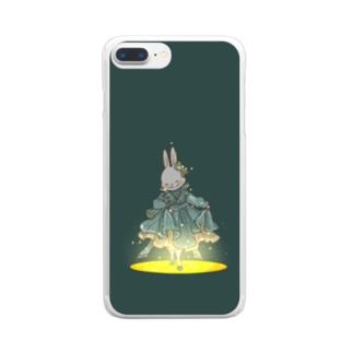 フルムーン Clear smartphone cases
