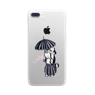 UsAgi  Clear smartphone cases