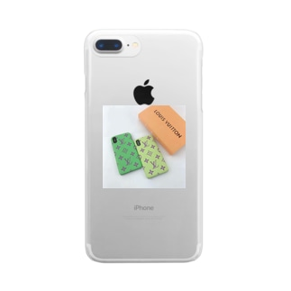 iPhone 12 Proケース ハイブランド ルイヴィトン アイフォン12カバー カラー 芸能人愛用 Clear smartphone cases