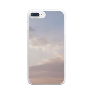 淡包 Clear smartphone cases