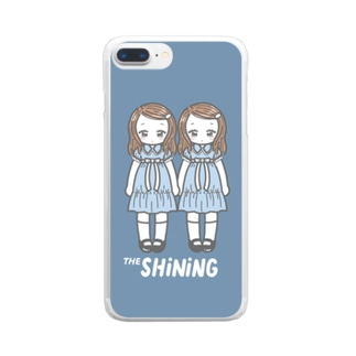 SHINING Clear smartphone cases