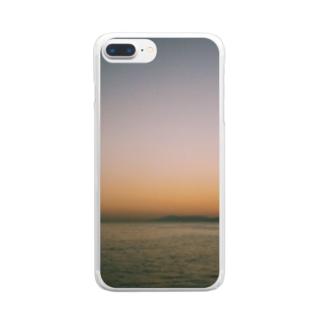 202010_kobe Clear smartphone cases