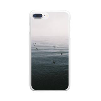 202003_iwaki Clear smartphone cases