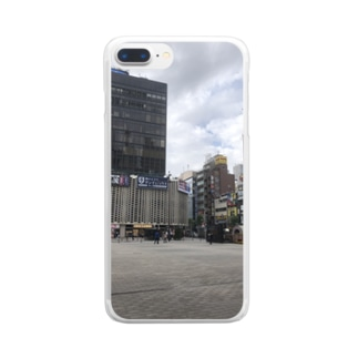 SL広場 Clear smartphone cases